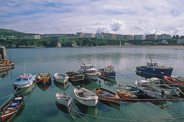 Water's Edge「Port Erin Boats」:写真・画像(19)[壁紙.com]