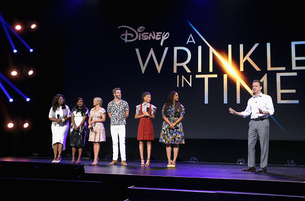 A Wrinkle in Time「Disney's D23 EXPO 2017」:写真・画像(16)[壁紙.com]