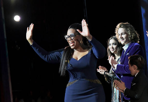 Oprah Winfrey「World Premiere of Disney's 'A Wrinkle In Time'」:写真・画像(18)[壁紙.com]
