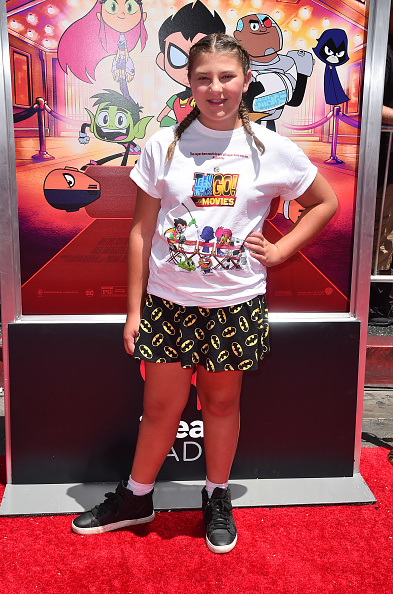 """Black Shorts「Los Angeles Premiere Of Warner Bros. Animations' """"Teen Titans Go! To The Movies"""" - Arrivals」:写真・画像(8)[壁紙.com]"""