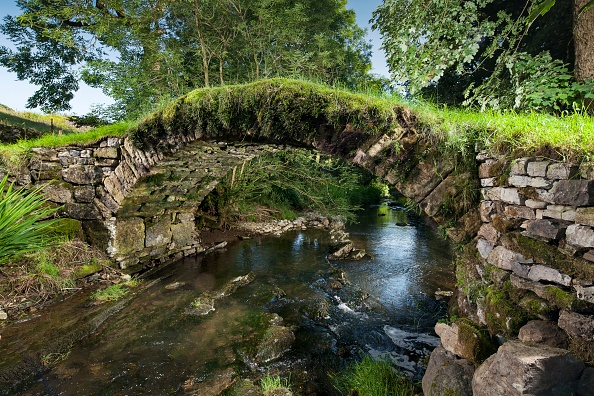 Non-Urban Scene「Medieval Packhorse Bridge」:写真・画像(6)[壁紙.com]
