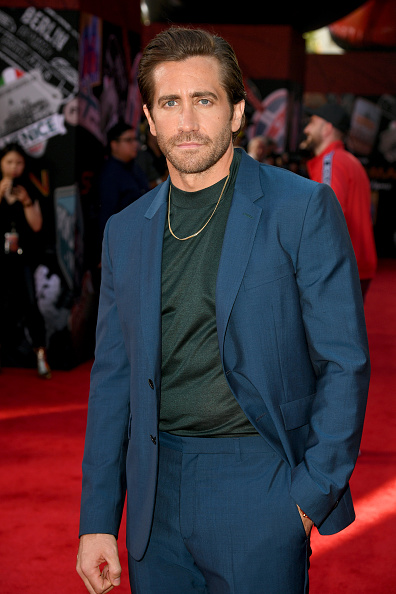 """Jake Gyllenhaal「Premiere Of Sony Pictures' """"Spider-Man Far From Home""""  - Red Carpet」:写真・画像(1)[壁紙.com]"""
