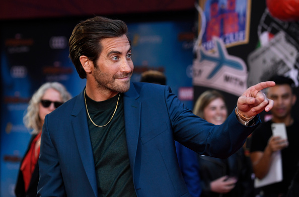 """Jake Gyllenhaal「Premiere Of Sony Pictures' """"Spider-Man Far From Home""""  - Arrivals」:写真・画像(17)[壁紙.com]"""