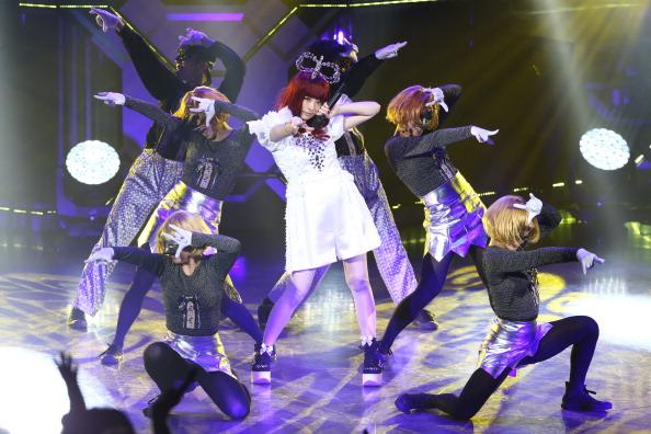 きゃりーぱみゅぱみゅ「MTV Video Music Awards Japan 2014 - Show」:写真・画像(7)[壁紙.com]