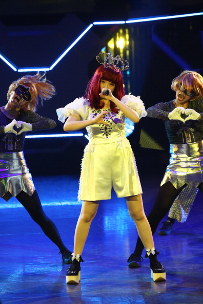 Kyary Pamyu Pamyu「MTV Video Music Awards Japan 2014 - Show」:写真・画像(9)[壁紙.com]