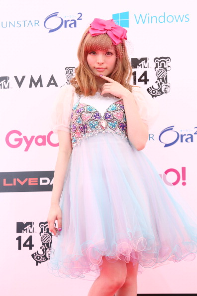 Kyary Pamyu Pamyu「MTV Video Music Awards Japan 2014 - Arrivals」:写真・画像(6)[壁紙.com]