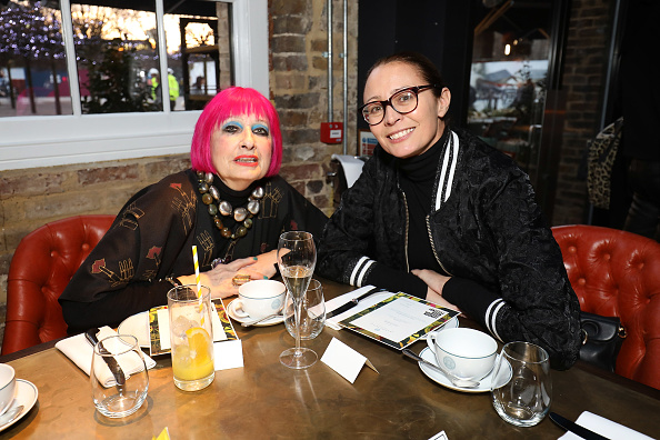 British Fashion Council「LFW Blogger Afternoon Tea」:写真・画像(6)[壁紙.com]