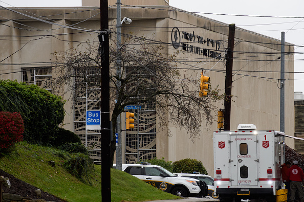 Pennsylvania「Shooter Opens Fire At Pittsburgh Synagogue」:写真・画像(16)[壁紙.com]