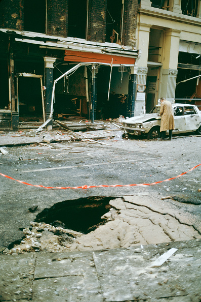 Bomb Damage「IRA Car Bomb」:写真・画像(0)[壁紙.com]