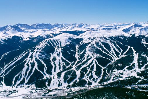スキー「街の銅マウンテンコロラド」:スマホ壁紙(10)