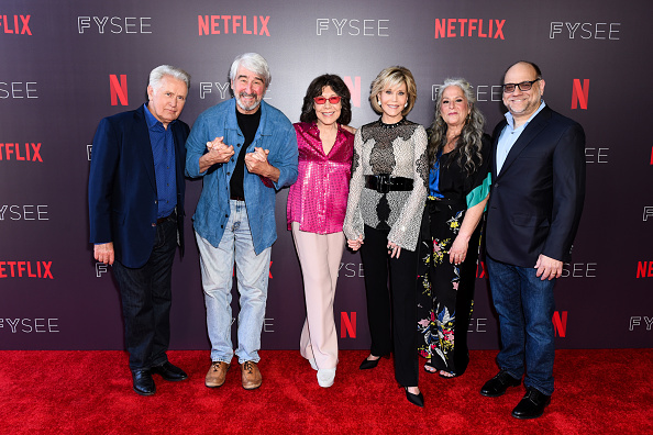 """Presley Ann「#NETFLIXFYSEE Event For """"Grace And Frankie"""" - Arrivals」:写真・画像(8)[壁紙.com]"""