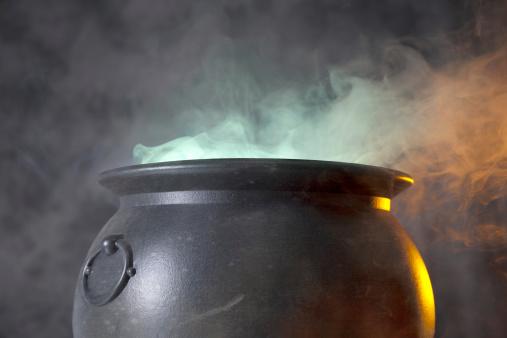 Iron - Metal「Cauldron」:スマホ壁紙(3)