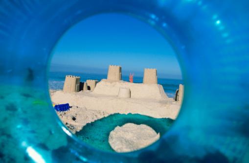 Peephole「Sandcastle」:スマホ壁紙(12)