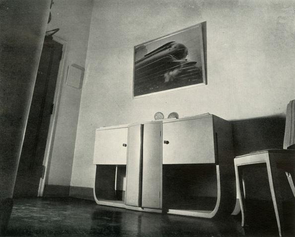 Penthouse「New York Pent-House Of Raymond Loewy」:写真・画像(8)[壁紙.com]