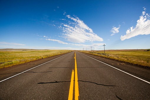Dividing Line - Road Marking「Open Road」:スマホ壁紙(5)