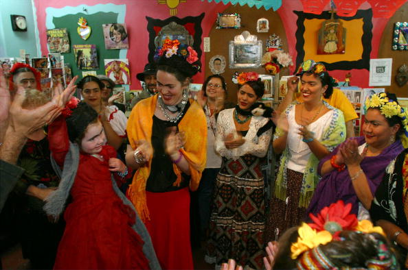 Phillippe Diederich「Frida Kahlo Lookalike Contest」:写真・画像(0)[壁紙.com]