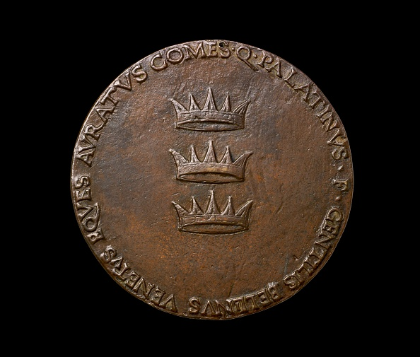 Black Background「Renaissance Medal」:写真・画像(17)[壁紙.com]