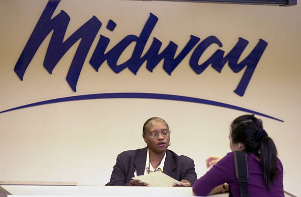 Midway Airlines Files for Bankruptcy Protection:ニュース(壁紙.com)