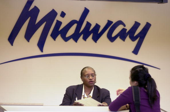 Hartsfield-Jackson Atlanta International Airport「Midway Airlines Files for Bankruptcy Protection」:写真・画像(11)[壁紙.com]