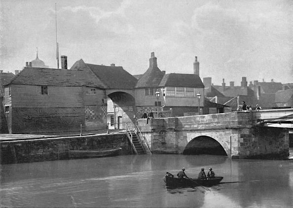 Town「Sandwich: The Old Bridge And Barbican」:写真・画像(16)[壁紙.com]