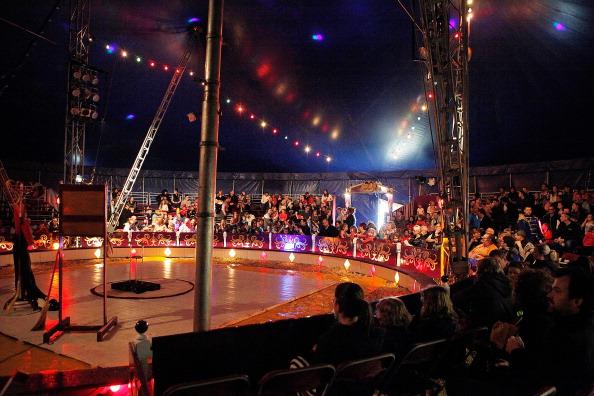 サーカス「Life On The Road With A Family Run Circus」:写真・画像(2)[壁紙.com]