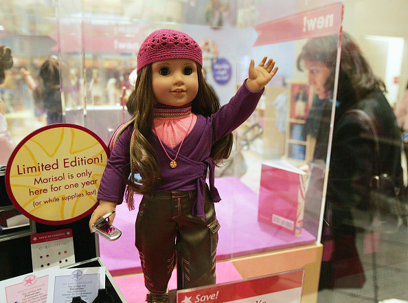 Doll「New American Girl Doll Stirs Controversy With Mexican-Americans」:写真・画像(11)[壁紙.com]
