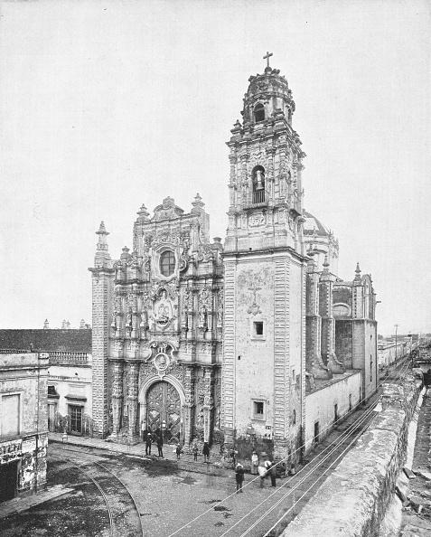 Ornate「Church Of La Santisima」:写真・画像(0)[壁紙.com]