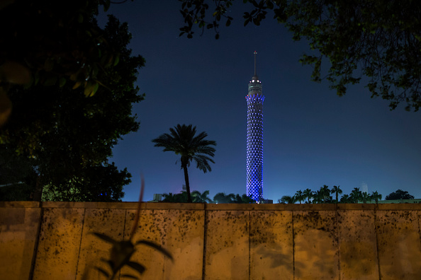 World Autism Awareness Day「World Landmarks Light It Up Blue for World Autism Awareness Day 2016」:写真・画像(8)[壁紙.com]