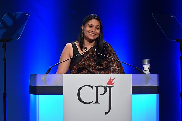 Dia Dipasupil「CPJ's 29th Annual International Press Freedom Awards」:写真・画像(9)[壁紙.com]