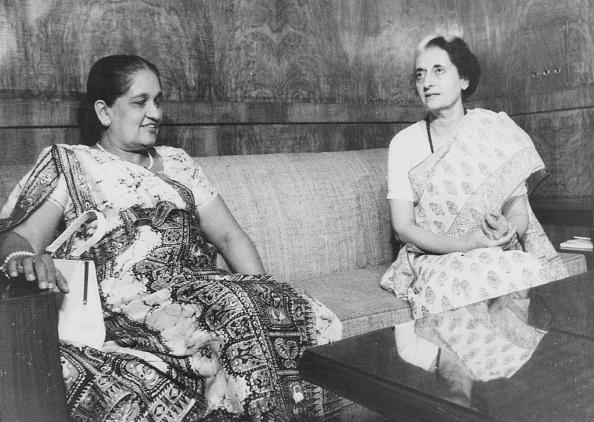 Sri Lanka「Sirimavo Bandaranaike And Indira Gandhi」:写真・画像(13)[壁紙.com]