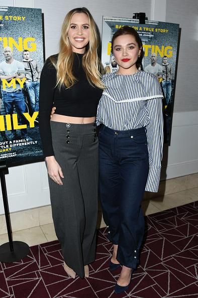 "Blue Pants「""Fighting With My Family"" Los Angeles Tastemaker Screening」:写真・画像(19)[壁紙.com]"