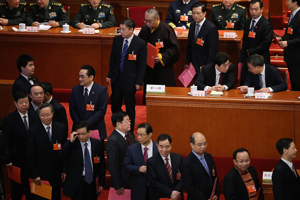 Politics「The Fourth Plenary Session Of The National People's Congress」:写真・画像(10)[壁紙.com]