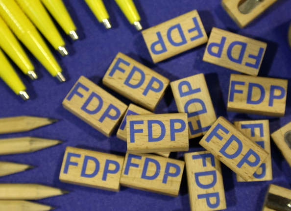 Sharpening「FDP Holds Federal Congress, First Since Elections Disaster」:写真・画像(15)[壁紙.com]
