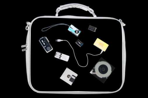 MP3 Player「X ray of objects in bag」:スマホ壁紙(17)