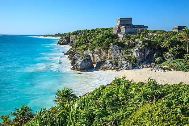 Tulum Mayan Ruins:スマホ壁紙(壁紙.com)