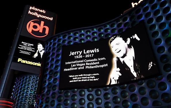 Planet Hollywood Resort and Casino「Las Vegas Honors Jerry Lewis」:写真・画像(11)[壁紙.com]