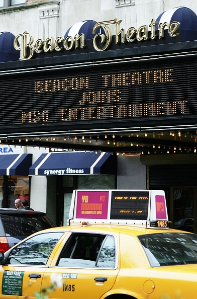 Beacon Theater「The Beacon Theater Joins MSG Entertainment」:写真・画像(3)[壁紙.com]