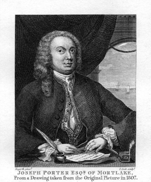 One Man Only「Joseph Porter by William Hogarth」:写真・画像(0)[壁紙.com]