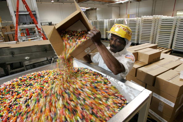 Sugar - Food「Ronald Reagan Honored With Jellybeans」:写真・画像(4)[壁紙.com]