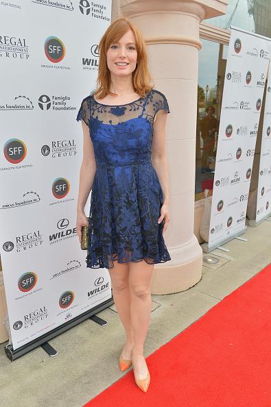 Cap Sleeve「Sarasota Film Festival 2013 - Red Carpet For Filmmaker Awards & Closing Night Film」:写真・画像(18)[壁紙.com]