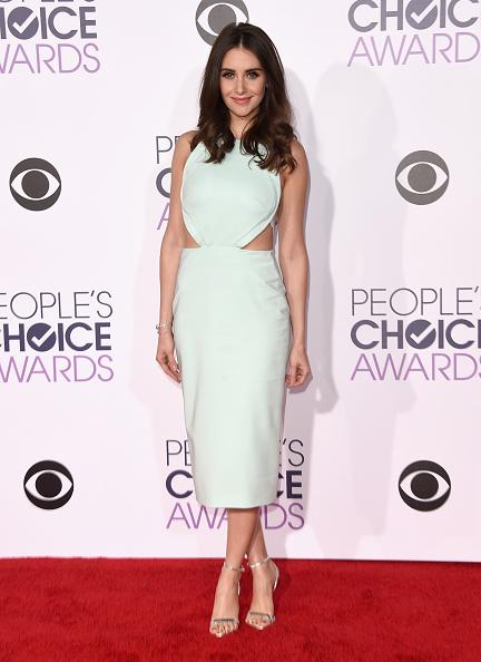 ピープルズ・チョイス・アワード「People's Choice Awards 2016 - Arrivals」:写真・画像(2)[壁紙.com]