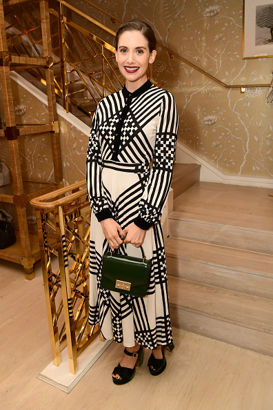 Alison Brie「Glamour x Tory Burch Women To Watch Lunch」:写真・画像(13)[壁紙.com]