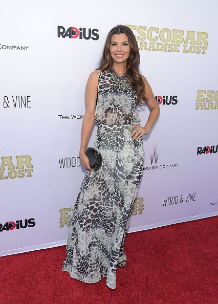 """Hair Part「Premiere Of RADiUS And The Weinstein Company's """"Escobar: Paradise Lost"""" - Arrivals」:写真・画像(8)[壁紙.com]"""