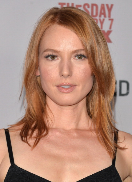 "Alicia Witt「Premiere Screening Of FX's ""Justified"" Season 5 - Arrivals」:写真・画像(4)[壁紙.com]"