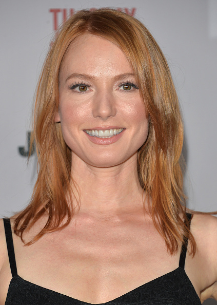 "Alicia Witt「Premiere Screening Of FX's ""Justified"" Season 5 - Arrivals」:写真・画像(14)[壁紙.com]"
