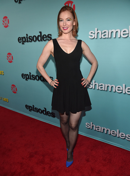 "Alicia Witt「Showtime Celebrates All-New Seasons Of ""Shameless,"" ""House Of Lies"" And ""Episodes"" - Red Carpet」:写真・画像(7)[壁紙.com]"