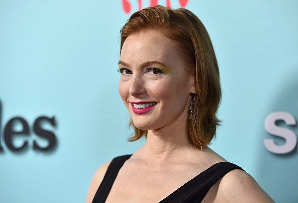 "Alicia Witt「Showtime Celebrates All-New Seasons Of ""Shameless,"" ""House Of Lies"" And ""Episodes"" - Red Carpet」:写真・画像(3)[壁紙.com]"