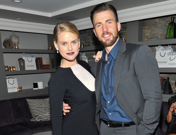 "Actor「PANDORA Jewelry Presents ""Before We Go"" Cocktail Reception With Chris Evans」:写真・画像(16)[壁紙.com]"