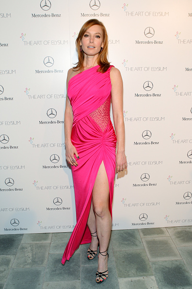 Alicia Witt「The Art of Elysium's 7th Annual HEAVEN Gala Presented by Mercedes-Benz - Red Carpet」:写真・画像(11)[壁紙.com]