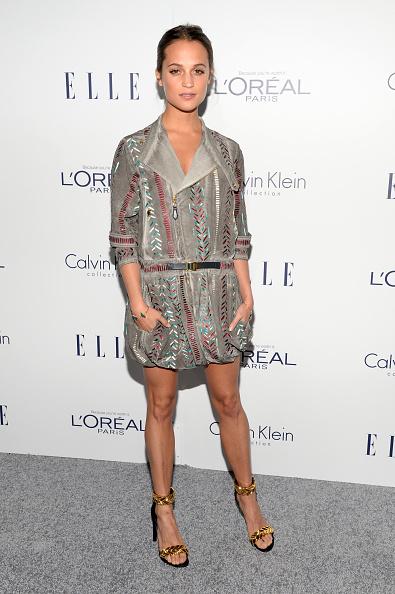 Alicia Vikander「22nd Annual ELLE Women In Hollywood Awards - Arrivals」:写真・画像(8)[壁紙.com]